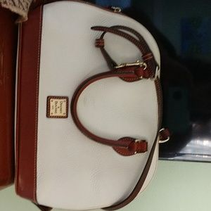 Dooney and Bourke purse with storage bag